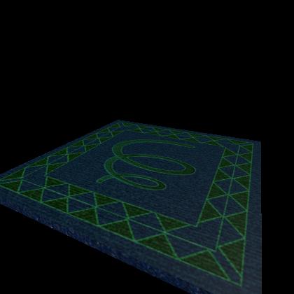 """Tapis de sol """"Elasticus"""" dans HP2 PC"""