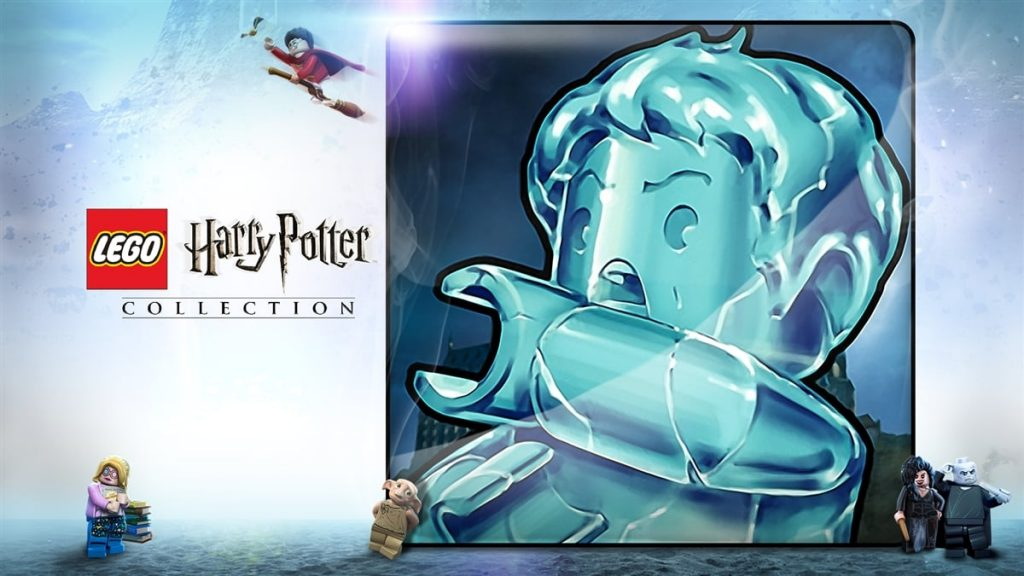 """Défi """"Glacius"""" dans le jeu Harry Potter LEGO."""