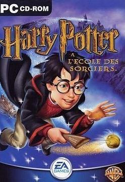 Jacquette du jeu Harry Potter 1 sur PC