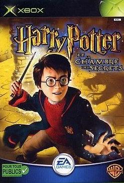 Jacquette du jeu Harry Potter 2 sur XboX