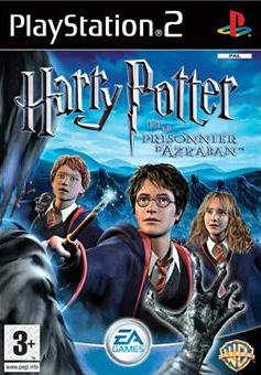 Jacquette du jeu Harry Potter 3 sur PS2