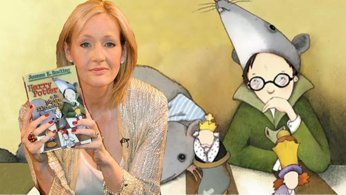 L'illustratrice italienne de Harry Potter répond à J. K. Rowling