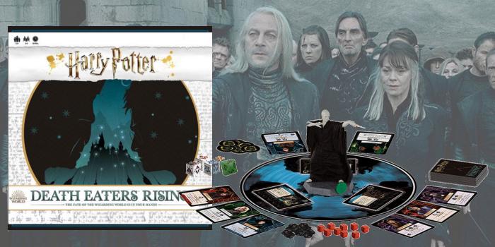 «L'ascension des mangemorts», nouveau jeu Harry Potter collaboratif