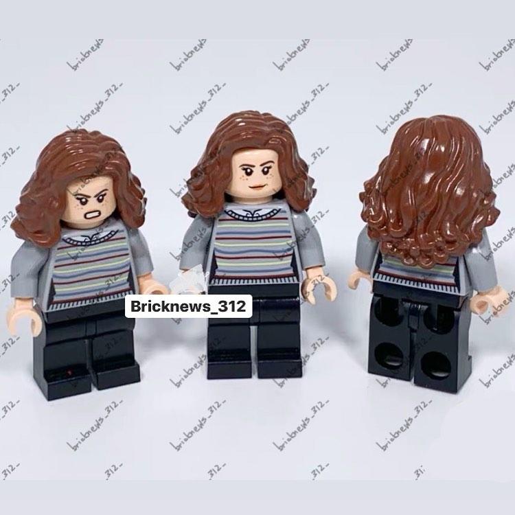 Hermione dans le set LEGO Forêt Interdite (2020)