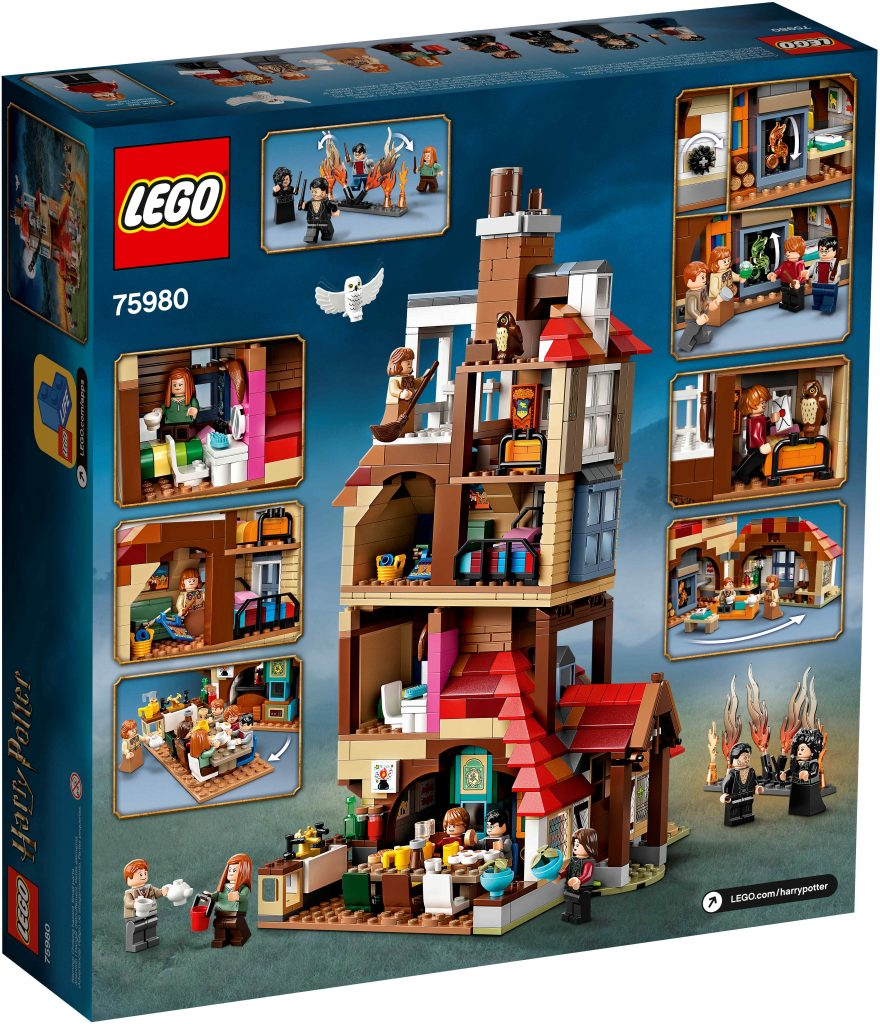 LEGO 2020 - L'attaque du Terrier