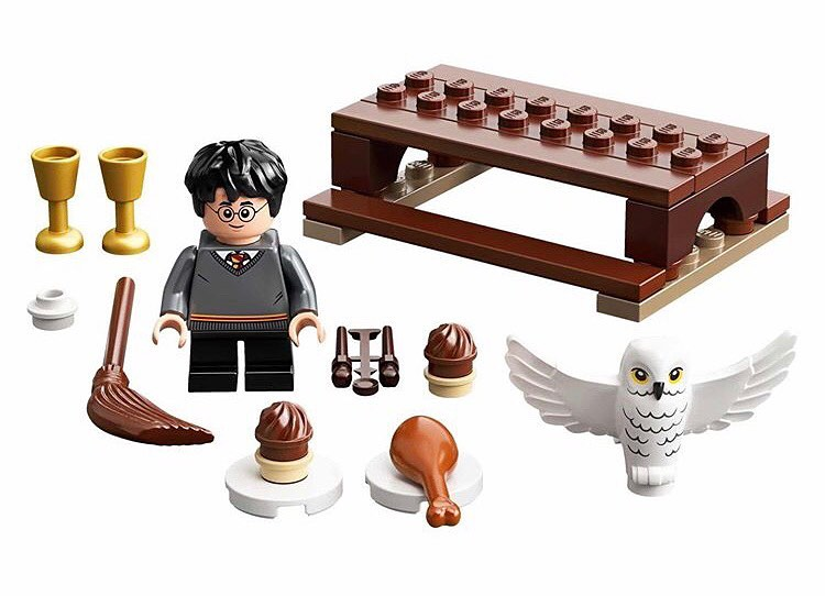 Polybag exclusif LEGO 2020 Harry au banquet