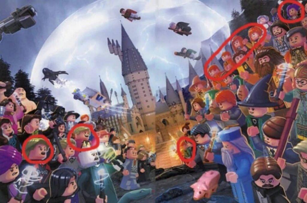Poster LEGO 2020 annonçant peut-être de nouveaux personnages ?