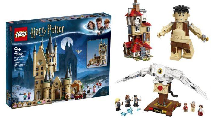 LEGO dévoile les premières boîtes Harry Potter de 2020