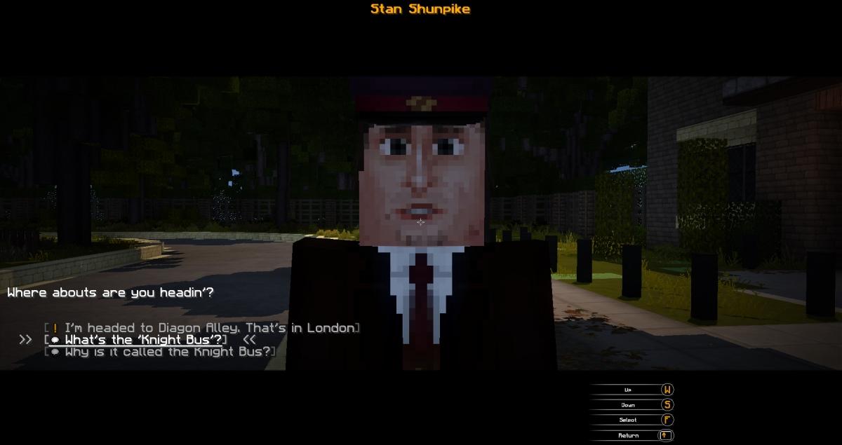 Minecraft - Stan Rocade et le Magicobus