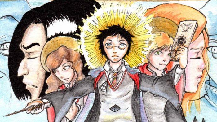 La religion dans le monde magique de Harry Potter