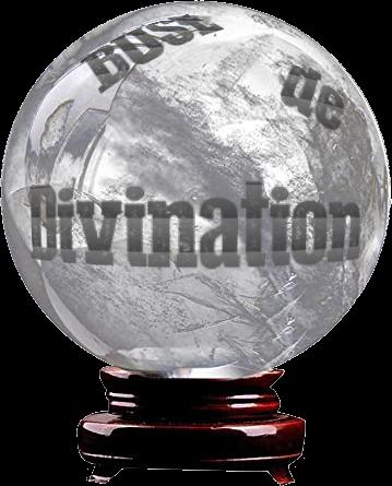 Boule de Cristal - BUSE de Divination
