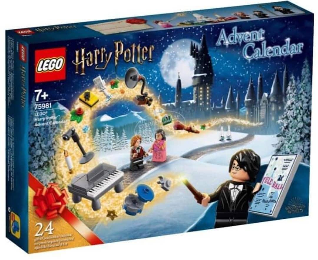 Calendrier De Lavent Harry Potter 2021 Le calendrier de l'Avent LEGO Harry Potter 2020 se dévoile