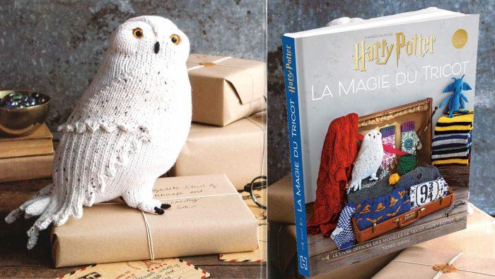 Livre «La Magie du Tricot» – Tricoter pour les elfes de maison