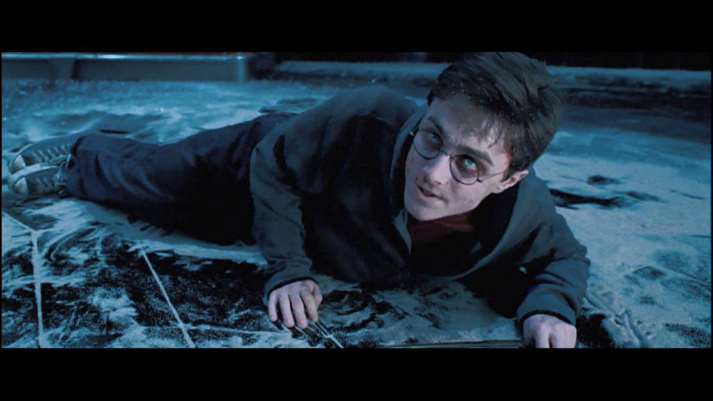 Harry Potter possédé par Voldemort Ministère de la Magie
