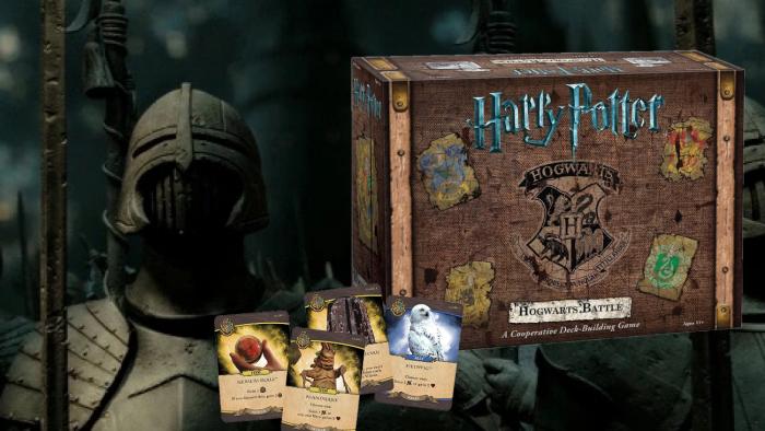 Critique : jeu de société Hogwarts Battle – La bataille de Poudlard