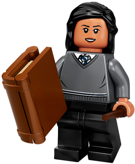 LEGO 2020 - Mini-figurine Cho Chang Serdaigle