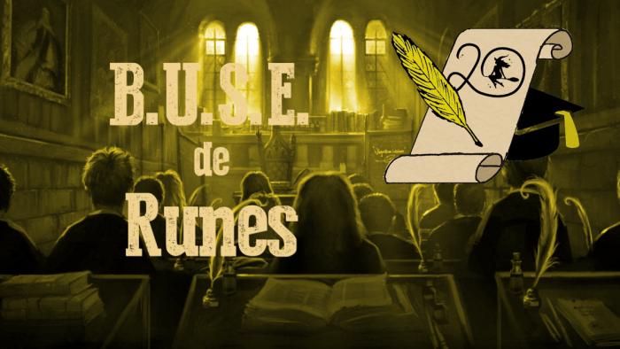 BUSE de Runes – Session 2020