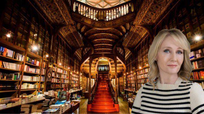 J.K. Rowling n'a jamais visité « la librairie qui a inspiré Harry Potter »