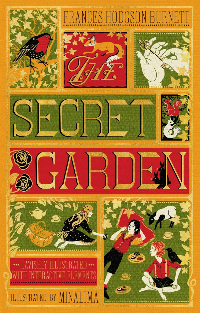 Minalima Illustrated Classics Secret Garden