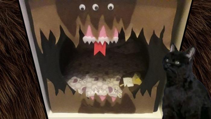 Tutoriel – Le Monstrueux lit des Monstres