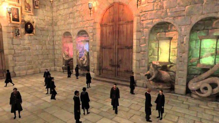 Test – Pottermore sur PS3