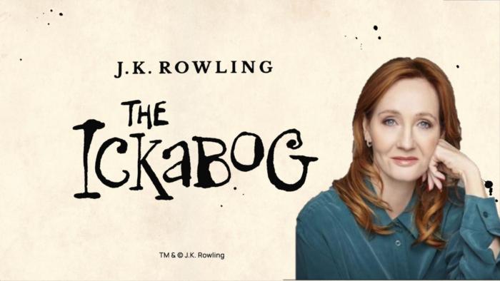 J.K. Rowling annonce 'The Ickabog', un nouveau livre jeunesse ! [MàJ]