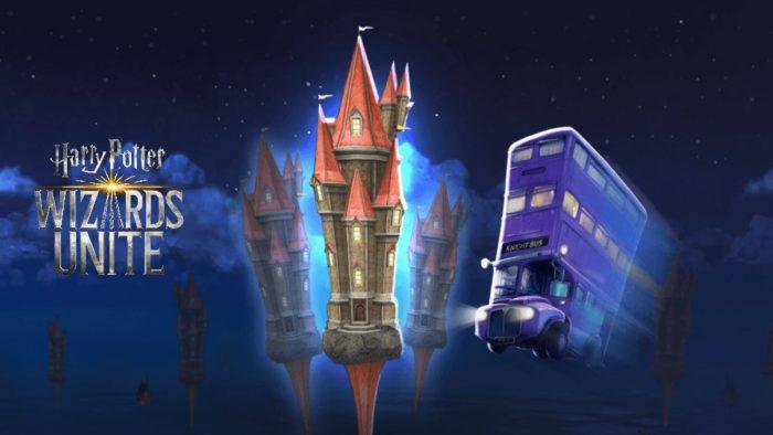 <em>Harry Potter : Wizards Unite</em> le Magicobus renouvelle le jeu