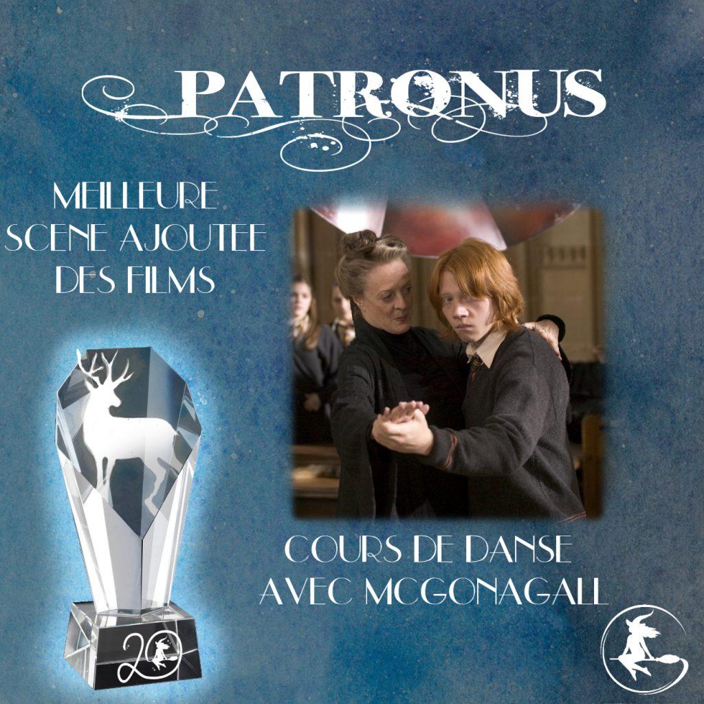 Prix patronus -