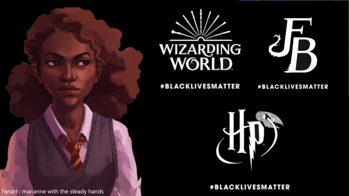 Le monde de Harry Potter apporte son soutien au mouvement #BlackLivesMatter