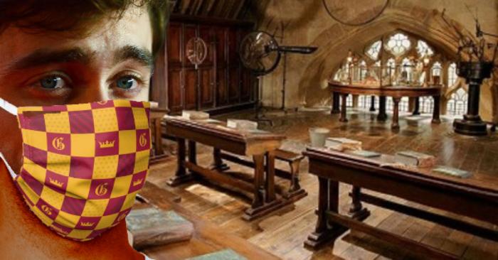 Des masques Harry Potter disponibles dès cet été