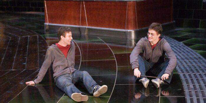 Daniel Radcliffe et sa doublure lancent un podcast sur les cascadeurs