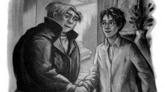 Mise à jour du site de J.K. Rowling : documentaire, fin du tome 7, Baguette de Sureau et Dudley