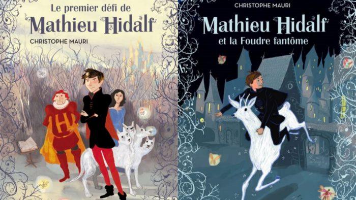 PotterAfter : la série Mathieu Hidalf