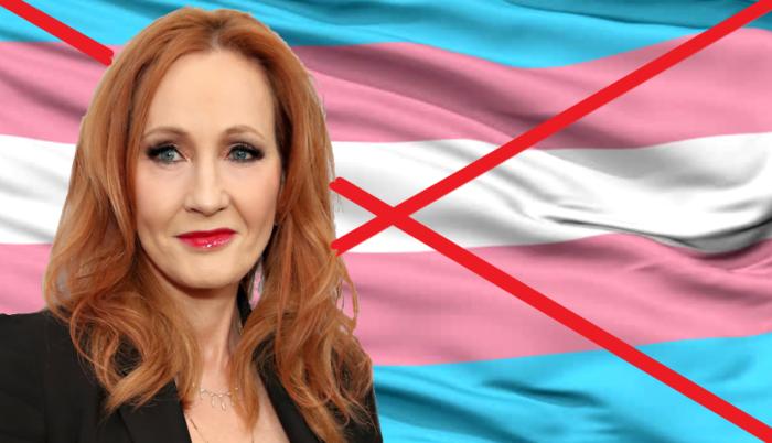 J.K. Rowling tient des propos ouvertement transphobes sur Twitter