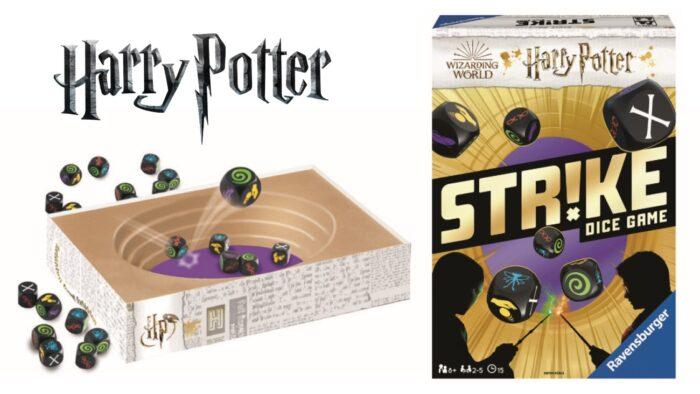 Sortie prochaine de Strike Harry Potter