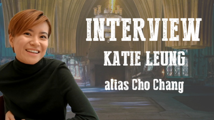 Interview exclusive de Katie Leung (Cho Chang)