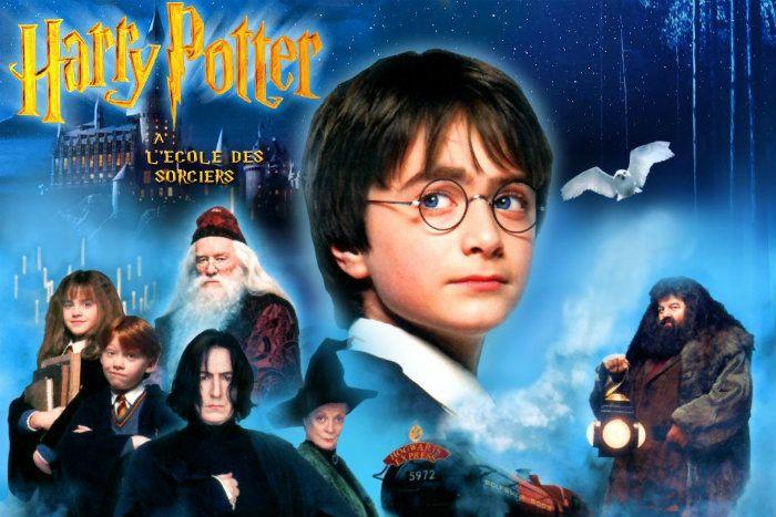 Harry Potter à l'école des sorciers revient au cinéma