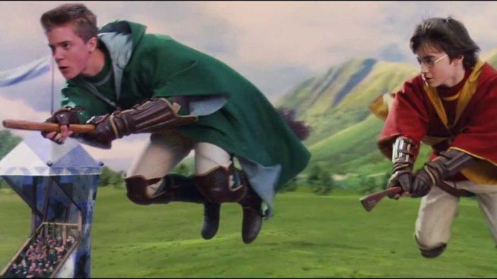 La ToyFair 2017 et ses répliques en mousse pour jouer au Quidditch