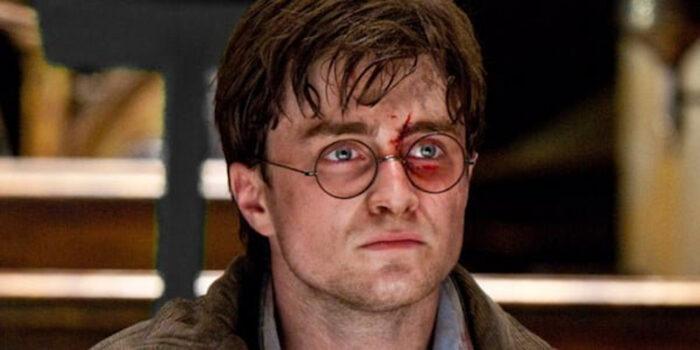 Daniel Radcliffe blessé lors du tournage des Reliques de la Mort.