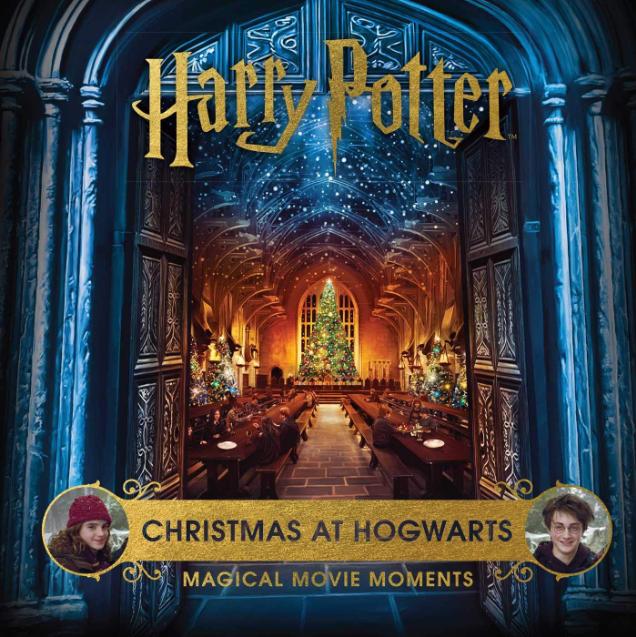 Première couverture Christmas at Hogwarts