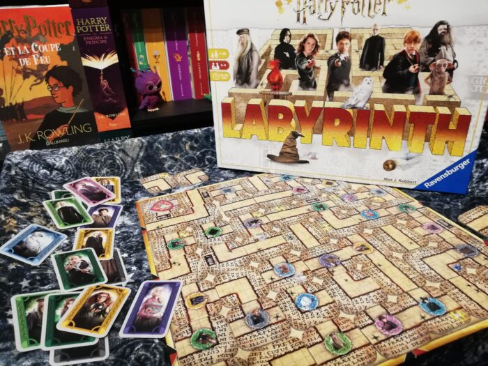 Le labyrinthe Harry Potter de Ravensburger