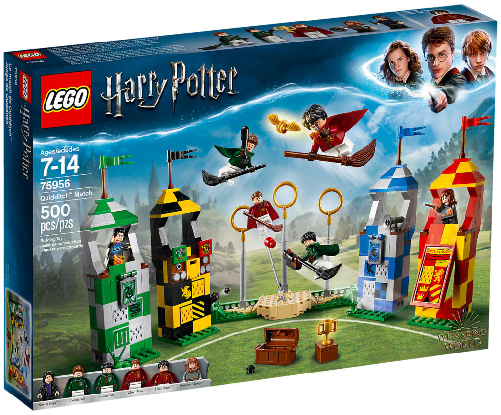 Suppression LEGO HP 2020