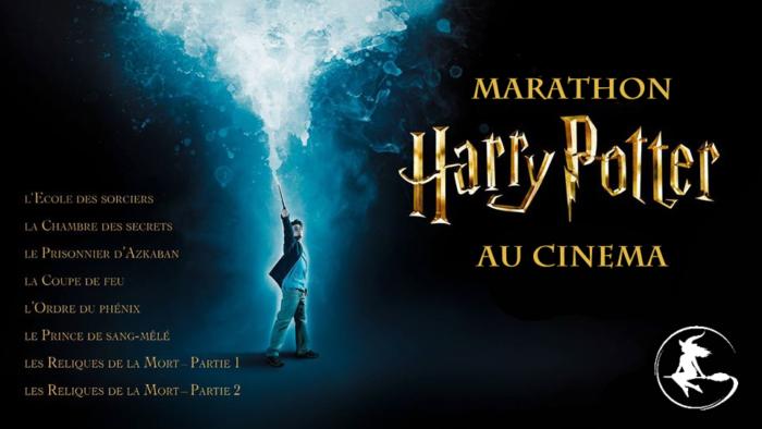Énième marathon Harry Potter au Grand Rex