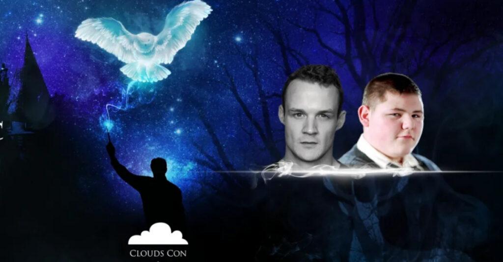 Visuel de la convention Harry Potter Remember Years of Magic par Cloudscon