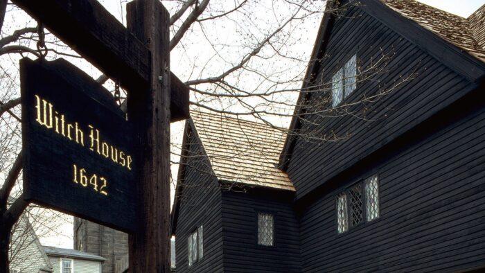 Tour du monde sorcier – Salem