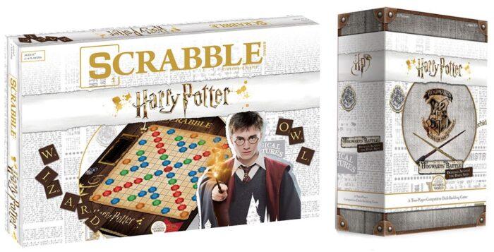 Trois nouveaux jeux de société Harry Potter à venir !