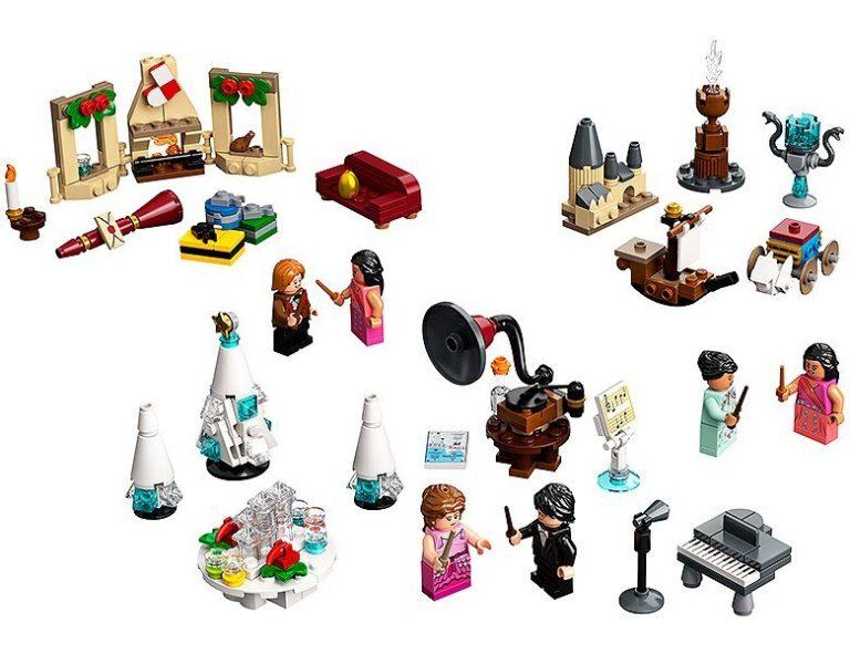 Calendrier Avent 2021 LEGO Harry Potter 2020 : le calendrier de l'avent et les