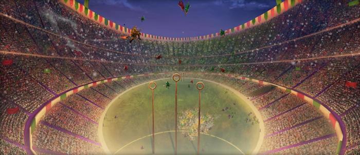 La Coupe du Monde de Quidditch 2014 de Pottermore fait son retour !