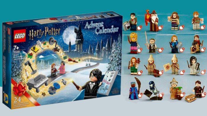 Calendrier De Lavent Harry Potter 2021 LEGO Harry Potter 2020 : le calendrier de l'avent et les