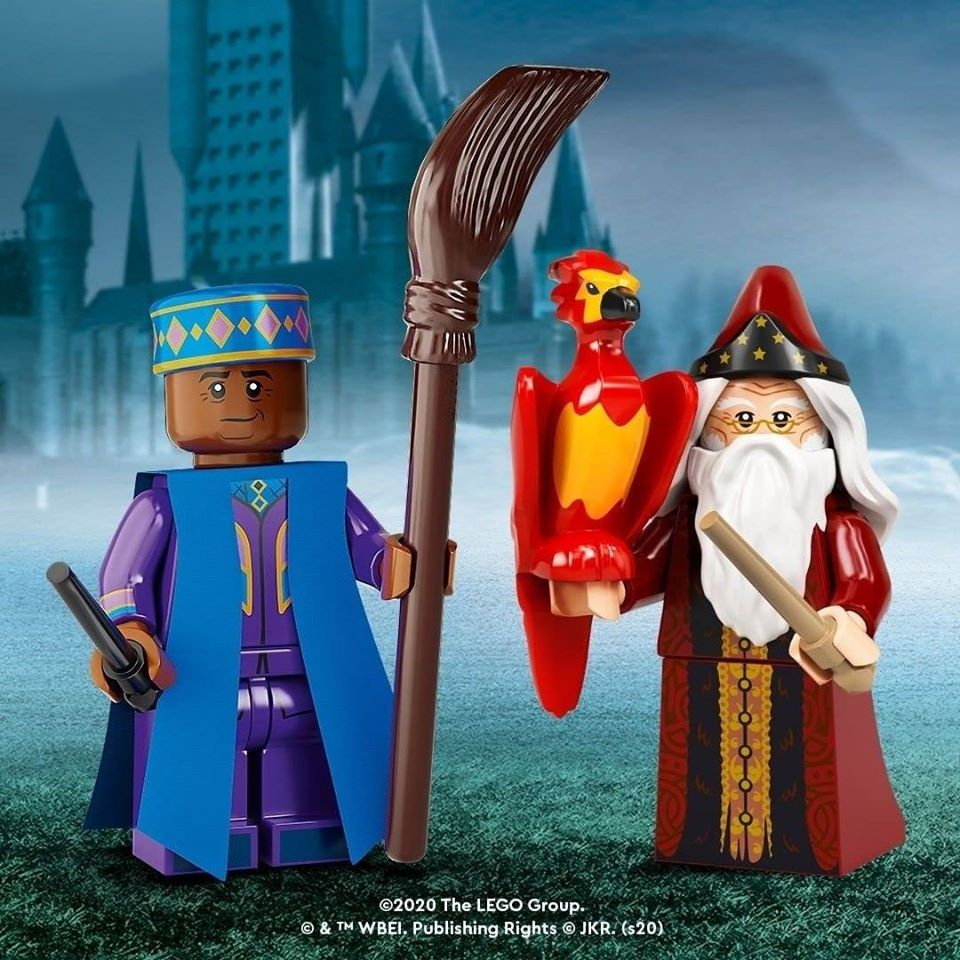 minifigurine LEGO Harry Potter
